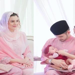 Foto Sekitar Majlis Akikah Anak Sulung Che Puan Juliana Evans, Tengku Kamiliah