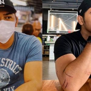 Tersalah Pakai Topeng Surgical Mask, PU Abu Dituduh Cuba Raih Perhatian