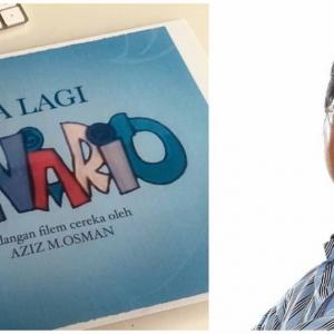 Senario Bakal Adakan Reunion, Aziz M. Osman Minta Peminat Doakan