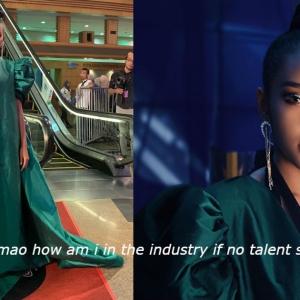 """""""How Am I In The Industry If No Talent"""" - Haneesya Hanee Balas Kecaman Warganet"""
