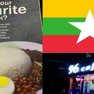 Sejak Bila Pula Nasi Lemak Berasal Dari Myanmar?
