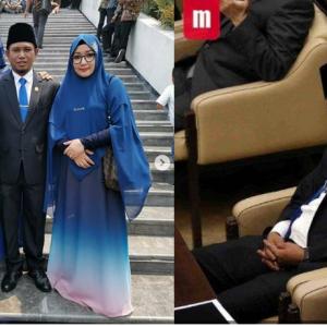 Anggota Parlimen Tertidur Di Dewan Saat Angkat Sumpah Mengaku Letih Layan 3 Isteri