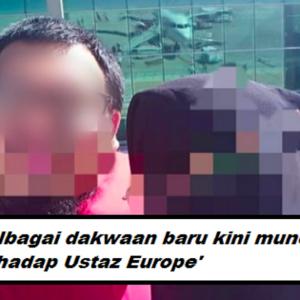 'Cabul, Tipu, Ijazah Palsu' - Dua Individu Kemuka Pelbagai Dakwaan Terhadap 'Ustaz Europe'