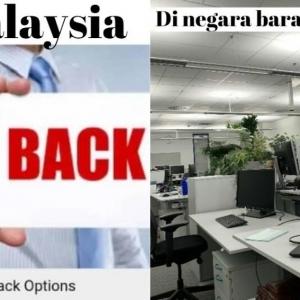 Balik 'On Time' Dijeling Rakan Sekerja, Habis Tu Balik Lambat Bagus Sangat Ke?