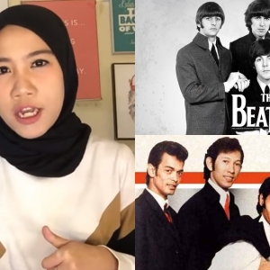 Youtuber Indonesia 'Claim', The Beatles Diinspirasikan Daripada Band Indonesia