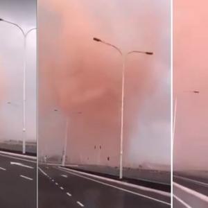 Pusaran Angin Merah Jambu Melanda Rapid Pengerang, Apa Puncanya?