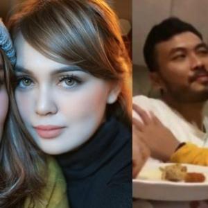 Selamba Cium-cium Pipi Hafez, Uqasha Dituduh Nak Rampas Suami Nelydia!