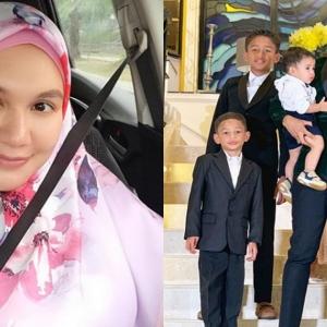 """Kenapa Edit? Biarlah 1 Malaysia Tahu""- Aliff Syukri Ditempelak Datin Shahida"