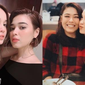 'Kami Berbeza' - Chacha Maembong Tak Kecil Hati Karier Emma Lebih Menyerlah