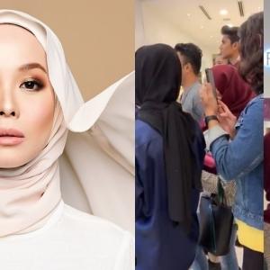 Pelanggan 'Bergaduh' Dengan Juruwang Di Fashion Valet, Vivy Yusof Guna Publisiti Murahan?