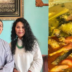 """""""Farah Dah Berjaya Masak Ikan Hasil Pancing"""" - Sebak, Isteri Tunai Hasrat Terakhir Pitt Hanif"""
