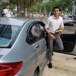 Syed Saddiq Kata Pakai Proton Inspira Terpakai, Netizen Muat Naik Gambar Honda
