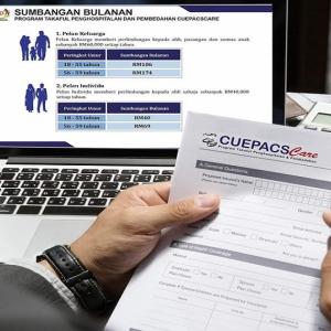 Penjawat Awam Pun Boleh Terima Rawatan Hospital Pakar Swasta Dengan CUEPACSCare