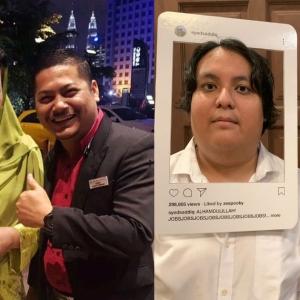 Kostum Halloween Bertemakan Syed Saddiq, Rosmah Mansor Cuit Hati Warganet