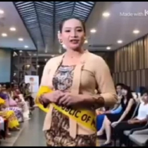 Sejak Bila Malaysia Jadi Republik? Penganjur Miss Crystal Angel International Dikecam Hebat