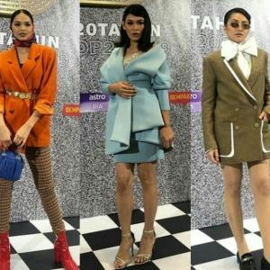 """""""Fesyen 90-an Artis Wanita Cun di EH 20, Tapi Artis Lelaki Ada Yang Bling-Bling, Dah Kenapa?"""""""