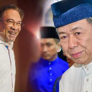 Zakat Untuk Islam,  Anwar Akur Titah Sultan Selangor