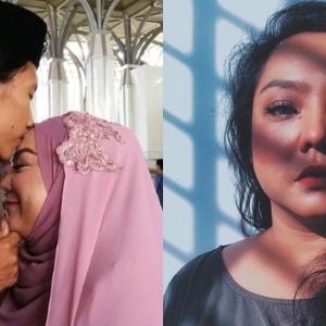 Jarang Muat Naik Gambar Dengan Suami, Netizen 'Speku' Dottie Dah Cerai?