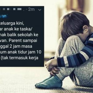"""""""Bimbang, 194 Budak Buat Call Untuk Mengadu"""" - Terlalu Sunyi, Ramai Anak Call Talian Nur Untuk Berbual"""