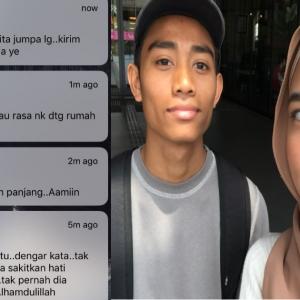 Tak Sampai Sebulan Jumpa Keluarga Boyfriend Tapi Sudah Boleh Panggil Ibu, Buat Ramai Cemburu..