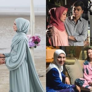 Lakonan Amar Baharin Dan Amyra Rosli Dalam 'Cemburu Seorang Perempuan' Terima Pujian Netizen!