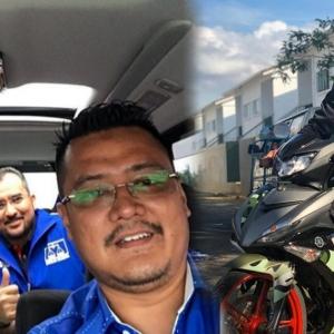 """""""Banyak Job Kena Cancel Sebab Sokong BN"""" -Shahrol Shiro Dedah Sukar Cari Makan"""
