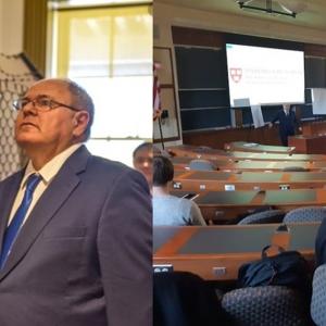 """""""Rasakan!"""" - Pelajar Harvard Keluar Dewan Apabila Wakil Israel Berucap"""