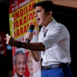 PH Tumbang Di Tanjung Piai, Syed Saddiq Dikecam Anak Buah Sendiri