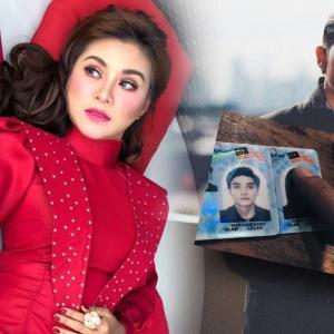 Tunjuk IC Sebelah-sebelah, Isa Khan Tengah Isi Borang Kahwin Dengan Risteena Ke Tu?
