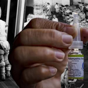"""Sila Pindah Planet Lain!"" - Netizen Salahkan Antivaksin Usai Kes Polio Muncul Kembali"