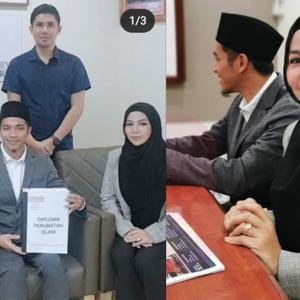 """Demi Mukjizat Agung"" - Dr Erin Beria Buktikan Da'i Farhan Ada Diploma Perubatan Islam"
