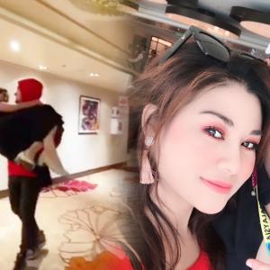 Goodbye Haters! - Tak Kisah Dikecam, Risteena Belanja Video Didukung Isa Khan Pula