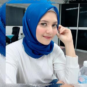 """""""Terpaksa Tolak Tawaran Sebab Kena 'Free Hair'"""" - Tunku Hanis Sah Berhijab Sejak 2019"""