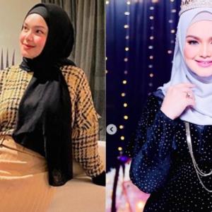 Siti Nurhaliza Capai 7 Juta Pengikut Di Instagram - Tinggalkan Neelofa, Zizan Razak Dan Nora Danish