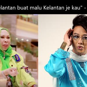 """Anak Dah Rentung Pun Tak Insaf Lagi"" - DS Vida Kecewa Azwan Ali Sentuh Isu Peribadi"