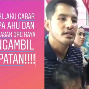"""Orang Kaya Ambil Kesempatan!"" - Kenapa Ali Puteh Maki Balu Abam, Aliff Syukri?"