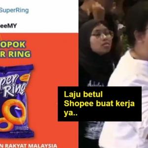 """Lucu Pun Ya Juga"" - Wanita Protes Jalanan Dikecam, Keropok Super Ring Pula Jadi Tular"