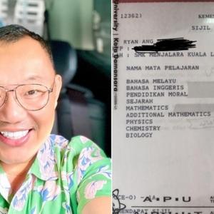 Anak Michael Ang Dapat 8A SPM, Ramai Netizen Terkejut