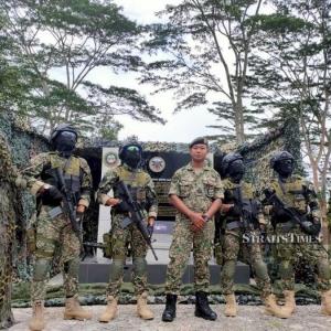 Tentera Diturunkan Untuk Bantu Polis Bermula Ahad