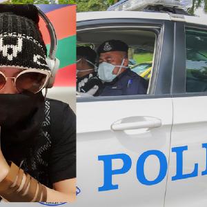 """""""Jangan Sampai Saya Bertukar Jadi Azwan Ali"""" - Polis Hilang Sabar"""