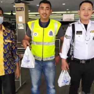 Petugas Covid-19 Boleh 'Claim' Nasi Bungkus Percuma Di Restoran Pelita