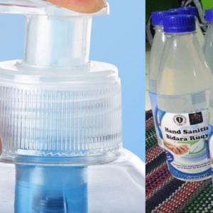 Tunggangannya Bukan 'Beshe-Beshe' - Kini Ada Hand Sanitizer Ruqyah, Siap Boleh Halau Makhluk Halus