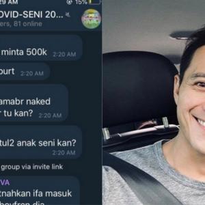 """""""Takkanlah Redza Minhat Membawang Dengan Seniman, Agak-Agaklah Nak Tuduh"""""""
