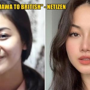 """From Muka Jawa To British"" - Daiyan Trisha Dituduh Buat Pembedahan Muka"