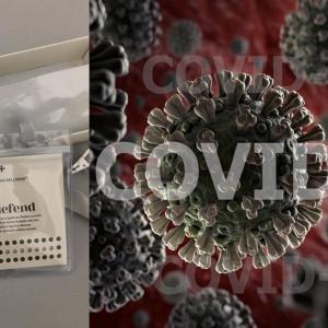 Menteri Pun Pakai Kad Kesihatan Bukan Anti Virus COVID-19?