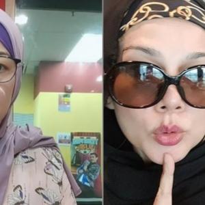 Sharifah Shahira Bertudung Ikhlas, Bukan Kerana Takut Covid-19