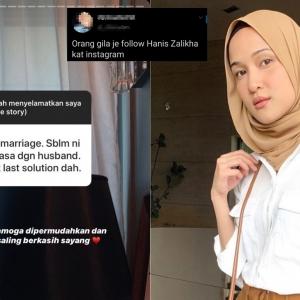 Hanis Zalikha Minta Pengikutnya Ambil Iktibar PKP, Tapi Ada Pula Yang Dengki
