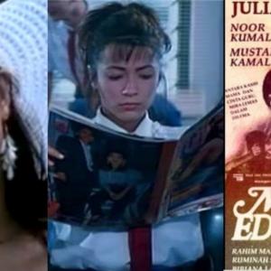 Filem Mira Edora Dah 30 Tahun Dan Julia Rais Rupanya Bukan Pilihan Utama!