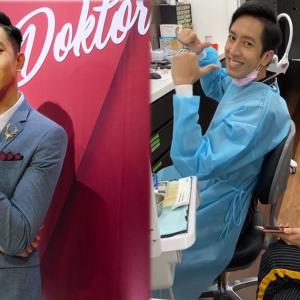 Duet Dengan Penyanyi Shiha Zikir, Rupanya Doktor Gigi Ni Memang Penyanyi