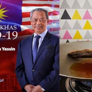 'Amboi, Naiklah Saham Grup Masak Apa Tak Jadi Hari Ini Sebab PM Pun Tahu!'